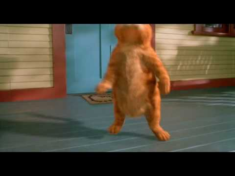Garfield - I feel good