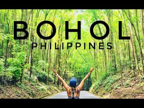 My Solo Travel in Bohol, Philipines