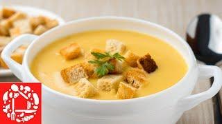 Суп-пюре, который полюбится вам с первой ложки! 😍👍