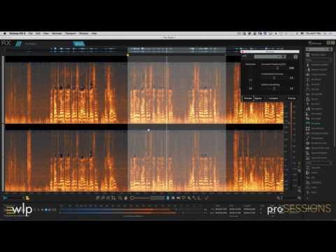iZotope RX 6 De-Wind with Jason King | Part 8 | Westlake Pro