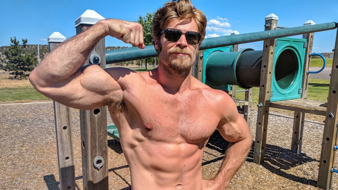 Reportero enchufe Respetuoso  Park No Weight Workout | Buff Dudes Bodyweight Plan P1D3 - YouTube