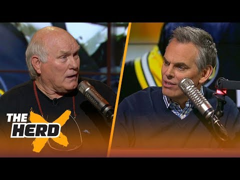 Terry Bradshaw on the Steelers chances against the Patriots and more after Week 12 | THE HERD