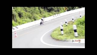 Video Downhill section of Challenge Kanchanaburi triathlon, Thailand - with Radka Vodickova download MP3, 3GP, MP4, WEBM, AVI, FLV November 2018