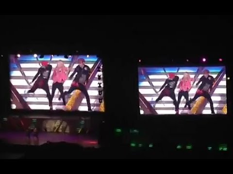 [HD Fancam] 131027 SNSD Hyoyeon with EXO Lay and Kai Dance ...