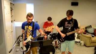 The Way - Fastball Cover by Rain Delay