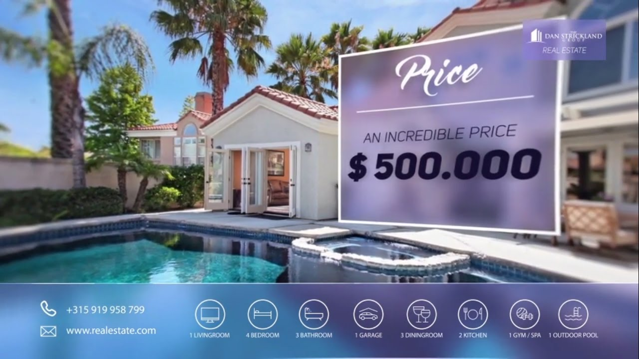 house for video after effects template house for video after effects template