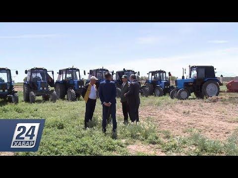 Фермеры начали получать льготные кредиты на покупку отечественной сельхозтехники
