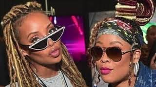 Eva Marcille & Da Brat Tell Why They Love Eating Ice