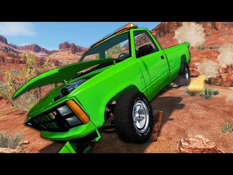 I Checked Out The Huge Update - BeamNG Drive