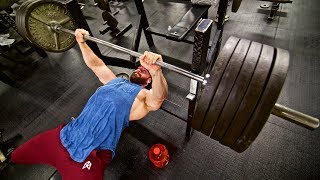 5 THINGS YOU NEED TO BE DOING FOR A BIGGER BENCH PRESS
