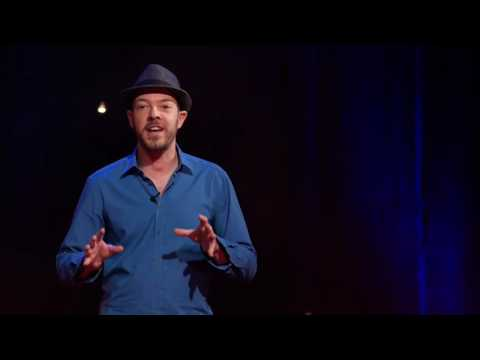 Creating World Peace, One Laugh at a Time | Manuel Wolff | TEDxAUBG