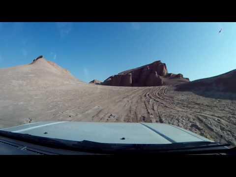 Shahdad Kalouts, Iran Dasht-e Lut Desert