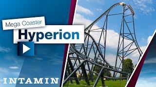 Intamin – Mega Coaster – Hyperion @ Energylandia