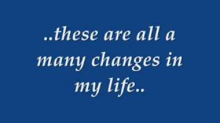 changes in my life by jed madela (HQ)