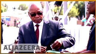 🇿🇦 Jacob Zuma to face corruption charges | Al Jazeera English