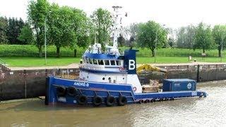 ANDRE-B - IMO 9451252 - Emden Schlepper Tug Tugboat