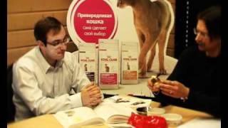 Диетология кошек с Ярославом Рюминым 1 / Cat food & Pet Nutrition