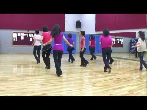 Back It Up - Line Dance (Dance & Teach in English & 中文)