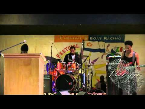 Anguilla National Anthem