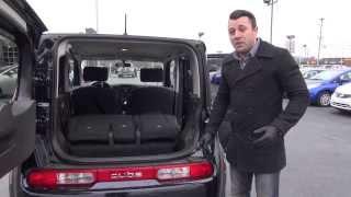 Nissan Cube 2012 Videos