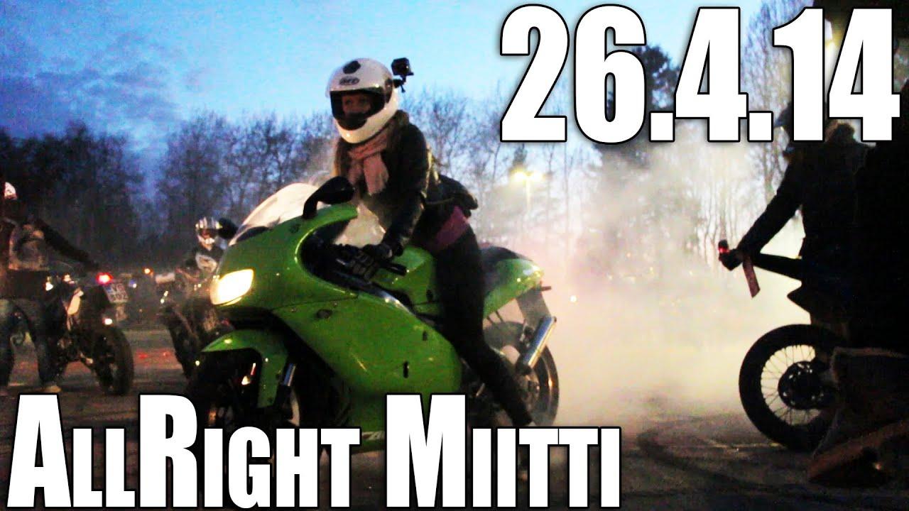 AllRight Miitti 26.4.2014