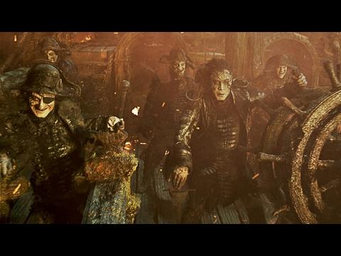 'Pirates of the Caribbean: Dead Men Tell No Tales' Super Bowl TV Spot (2017)