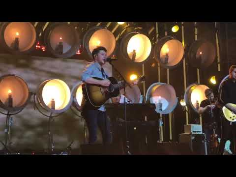 On My Own - Niall Horan // LIVE for Jimmy Kimmel