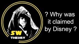 Star Wars Theory Fan Film Rant : My Opinion