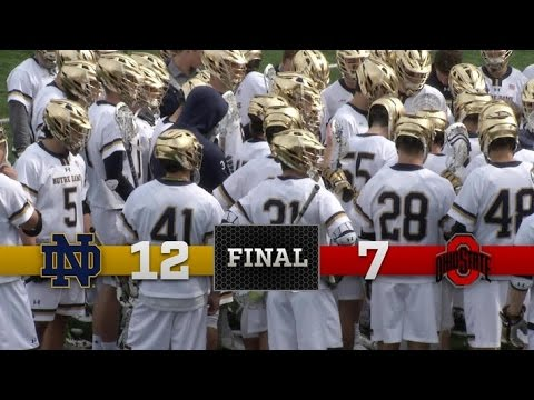 Highlights - Notre Dame Men