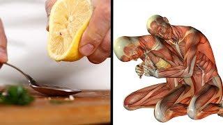 Mixe den Saft einer Zitrone mit Olivenöl - Trinke es morgens und das passiert mit deinem Körper!