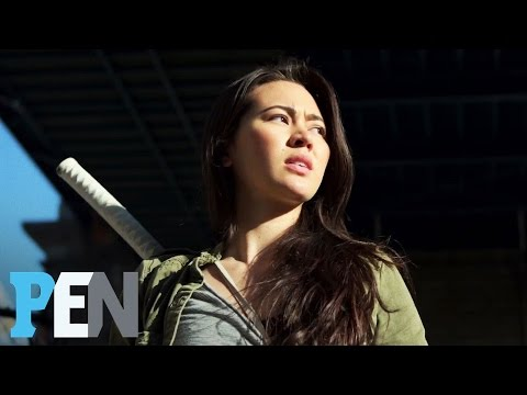 Iron Fist: Jessica Henwick On Whitewashing Controversy & Training For The Role  PEN  People