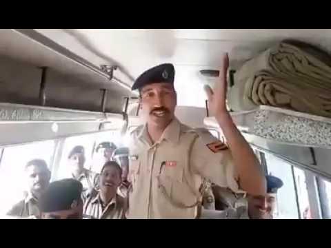 Indian Army spirit (Desh Bhagti)