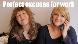 The perfect sick excuses for work (infomercial) thumbnail