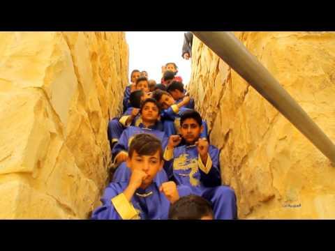 -صقور حزما- أول فريق مقدسي في رياضة الكونغ فو  - 19:21-2017 / 4 / 14