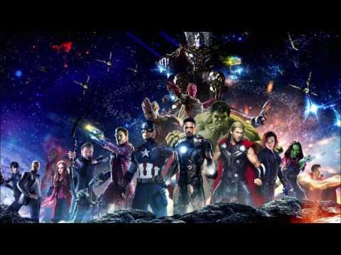 Trailer Music Avengers Infinity War (Theme Song) -  Soundtrack Avengers 3: Infinity War