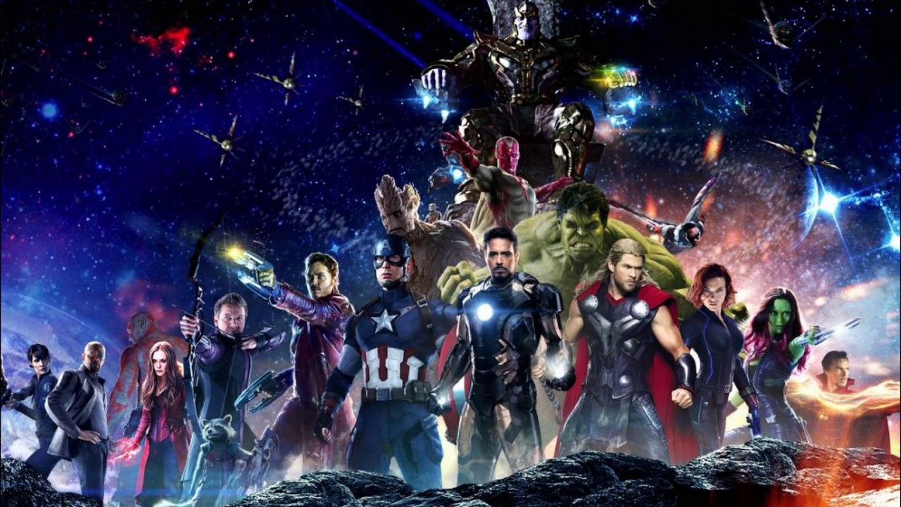 trailer music avengers infinity war (theme song) - soundtrack