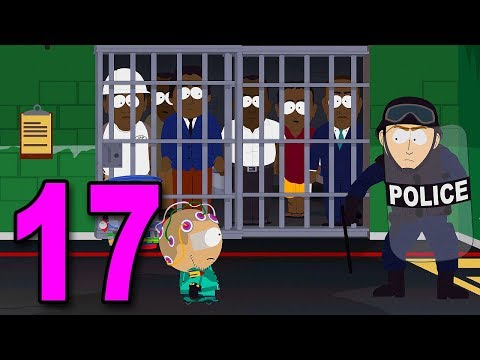 RACIST COPS - South Park: The Fractured But Whole (Part 17)