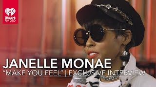 """Janelle Monae """"Make You Feel"""" Is About Being Free 