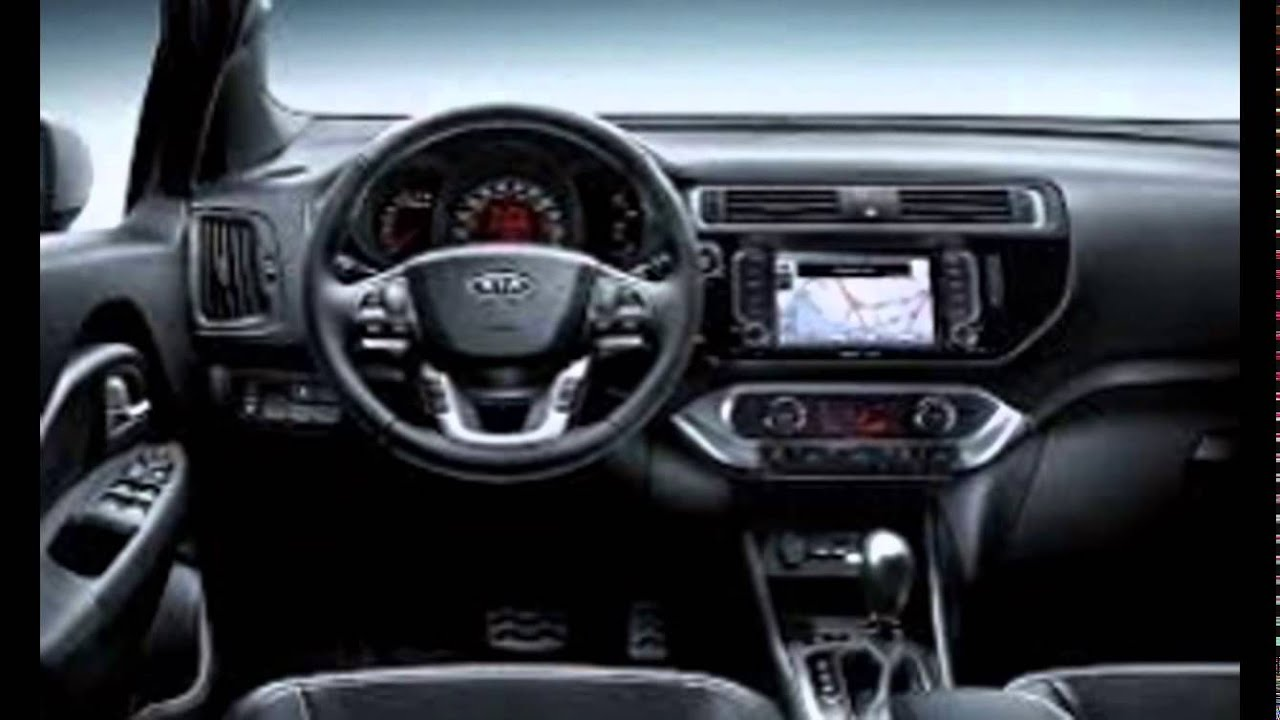 2016 Kia Picanto Interior - YouTube