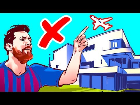 Why Planes Can't Fly Over Messi's House