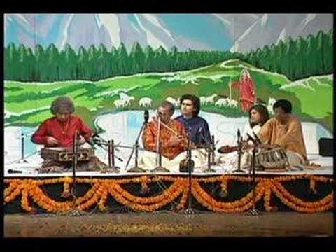 Pandit Hariprasad and Pandit Shiv Kumar - Raga Bhopali