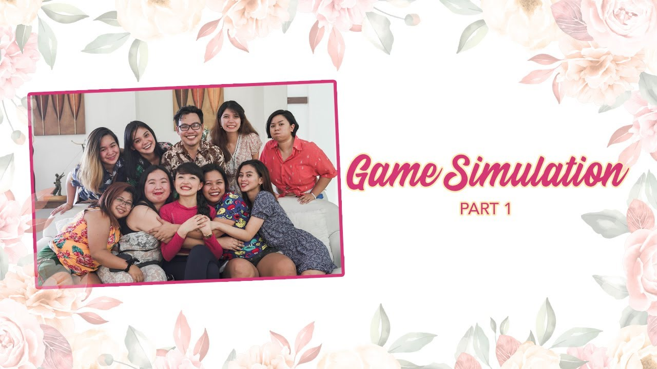 Game Simulation Part 1 | Vlog 148