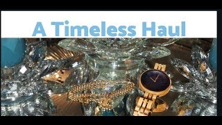 A Timeless Haul / My Thoughts on a Wooden Watch