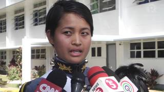 Ex-housemaid builds her dreams in the PMA, joins Navy
