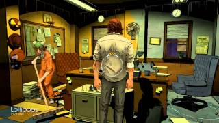 PC Longplay [460] The Wolf Among Us Episode 3: A Crooked Mile