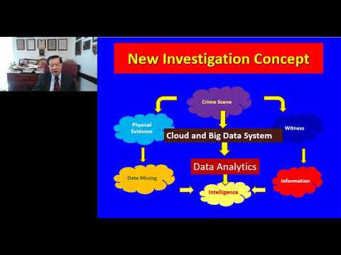 Keynote Presentation: New Concepts In Forensic Investigation