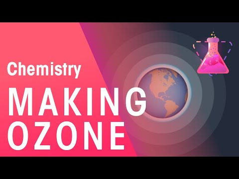 The Ozone Layer - Part 1 | Chemistry for All | FuseSchool