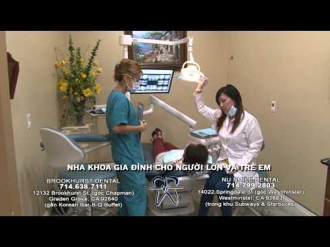 Nha si Trung Tan - Brookhurst Dental Group -Westminster Dental Group