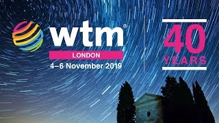 WTM London's 40th Anniversary