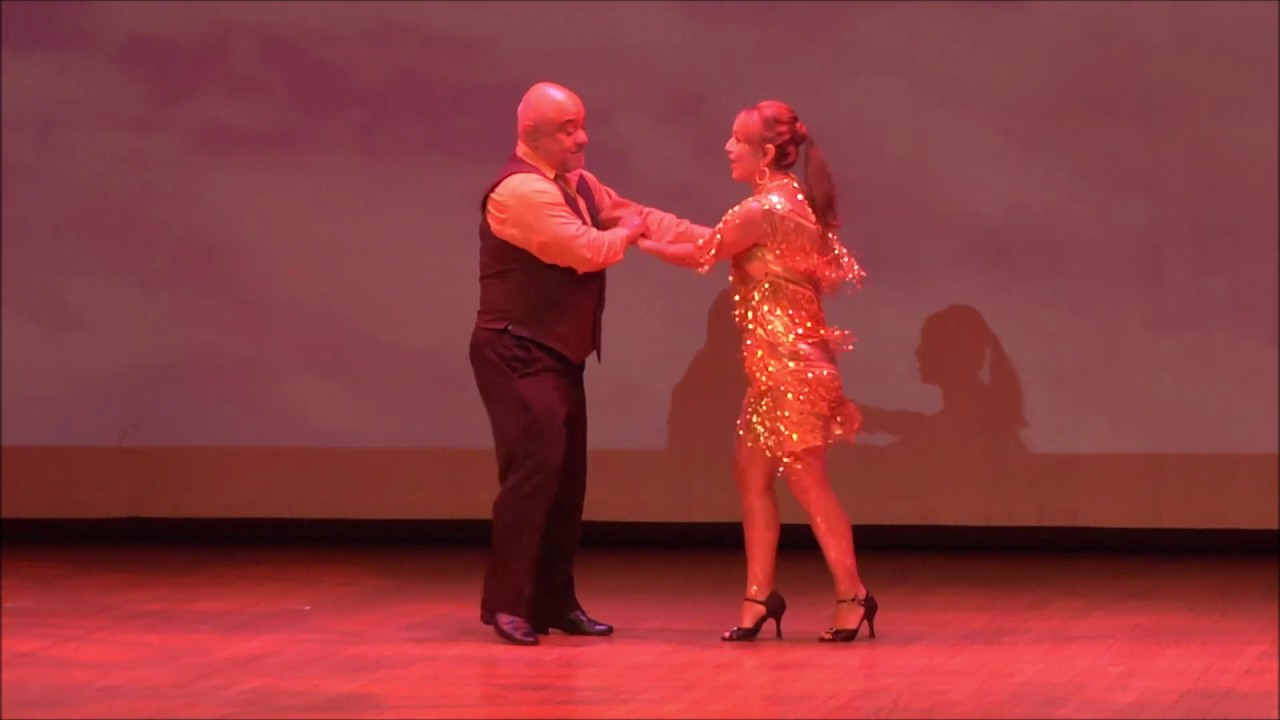 Dr. Paula Ferrada - Dancing with the Richmond Stars 2019